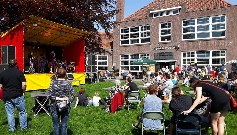 Amateurkunst accommodaties Utrecht