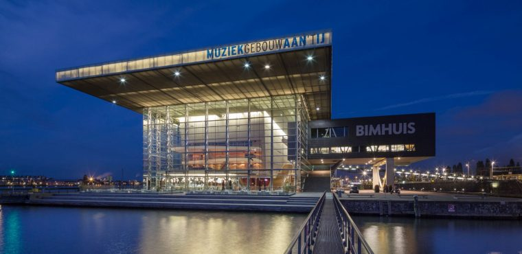 Cultureel vastgoed Amsterdam