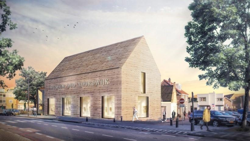Vernieuwing huisvesting en tentoonstelling Museum Noordwijk