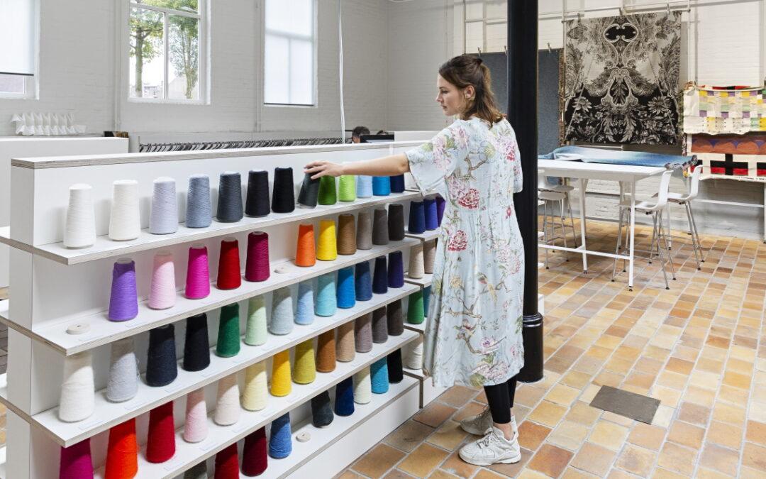 Projectleiding ontwerpend onderzoek Textielmuseum Tilburg (Mommerskwartier)